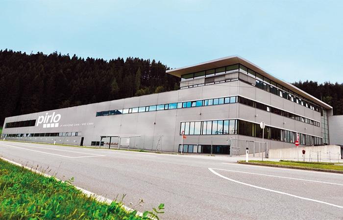 Österreichische Blechwarenfabrik PIRLO GmbH & Co KG Werk Cans 2